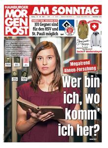 Hamburger Morgenpost – 26. Juli 2020