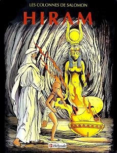 Les Colonnes de Salomon - Tome 1 - Hiram