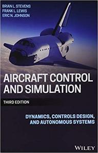 Aircraft Control and Simulation (Repost)