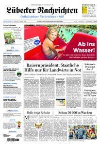 Lübecker Nachrichten Ostholstein Süd - 01. August 2018