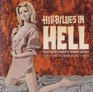 Various Artists - Hillbillies In Hell: Country Music's Tormented Testament (1952-1974) The Resurrection (2018) {OMNI - 194}