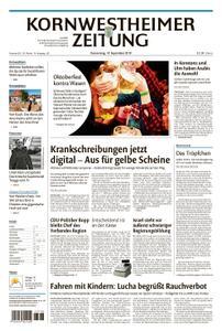 Kornwestheimer Zeitung - 19. September 2019