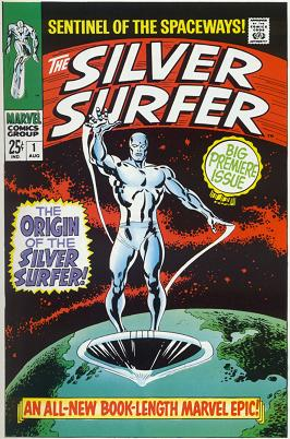 Silver Surfer Issue #1 Vol. 1