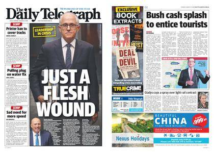 The Daily Telegraph (Sydney) – August 21, 2018