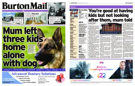 Burton Mail – May 22, 2019