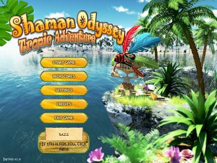 Shaman Odyssey: Tropic Adventure v1.0