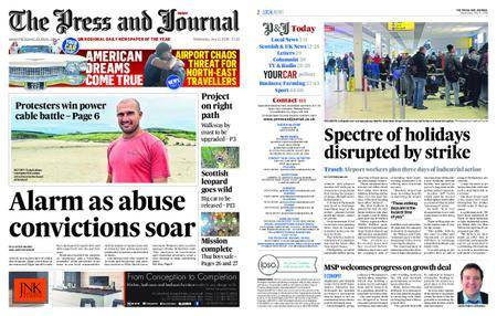 The Press and Journal Moray – July 11, 2018