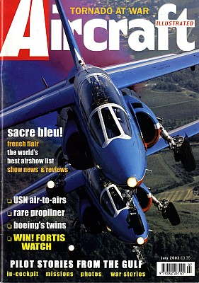 Aircraft Illustrated - Vol 36 No 07 (2003 - 07)
