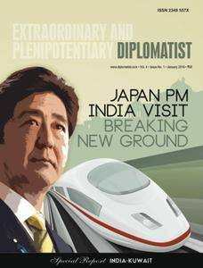 Extraordinary and Plenipotentiary Diplomatist - January 2016