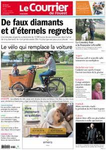 Le Courrier de l'Ouest Angers - 25 mai 2018