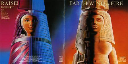 Earth, Wind & Fire - Raise! (1981) [Early Japanese Pressing]