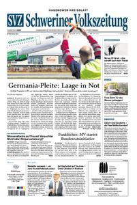 Schweriner Volkszeitung Hagenower Kreisblatt - 06. Februar 2019