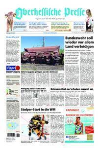 Oberhessische Presse Marburg/Ostkreis - 05. Mai 2018
