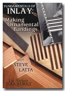 Fundamentals of Inlay: Making Ornamental Bandings with Steve Latta