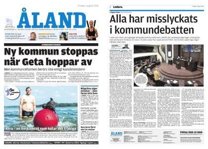 Ålandstidningen – 03 augusti 2018