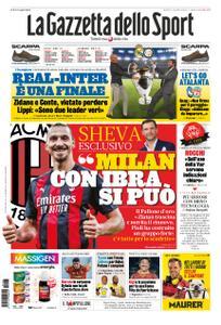 La Gazzetta dello Sport Roma – 03 novembre 2020