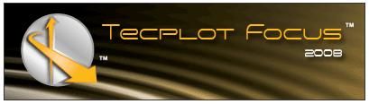 Tecplot Focus 2009 12.0.0.3116
