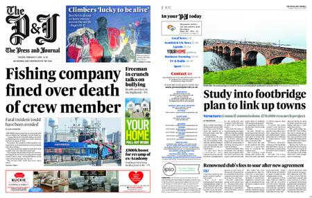 The Press and Journal Moray – February 11, 2020