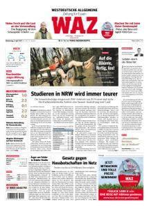 WAZ Westdeutsche Allgemeine Zeitung - 6 April 2017