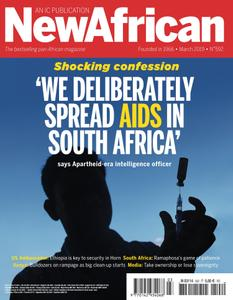 New African - March 2019