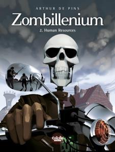 Zombillenium 02-Human Resources 2019 Europe Comics Digital