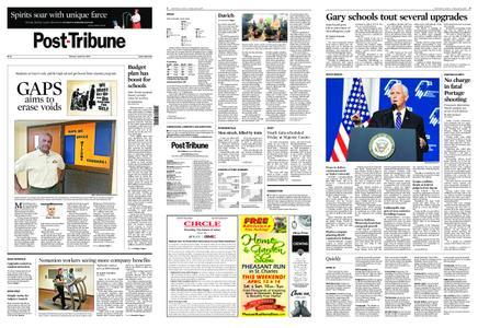Post-Tribune – April 12, 2019