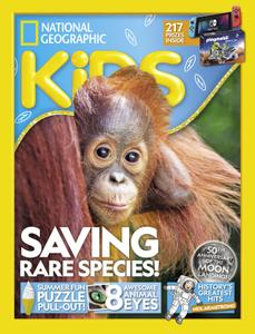 National Geographic Kids UK – July 2019