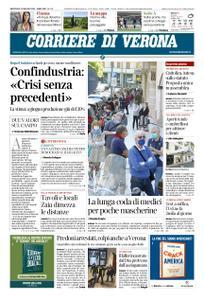 Corriere di Verona – 13 maggio 2020