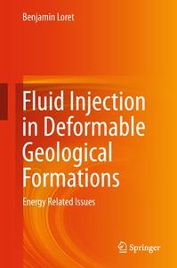 Fluid Injection in Deformable Geological Formations: Energy Related Issues (Repost)