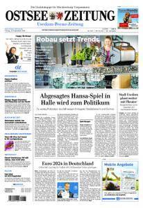 Ostsee Zeitung Wolgast - 28. September 2018