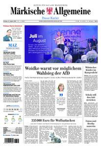 Märkische Allgemeine Dosse Kurier - 12. August 2019