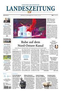 Schleswig-Holsteinische Landeszeitung - 23. September 2019