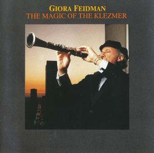 Giora Feidman - The Magic of the Klezmer (1990) {pläne 88708}