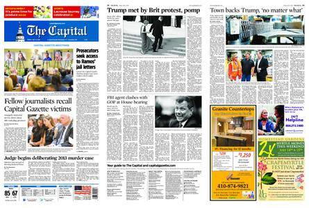 The Capital – July 13, 2018