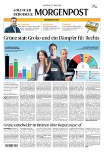 Solinger Morgenpost – 27. Mai 2019