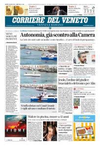 Corriere del Veneto Vicenza e Bassano – 18 luglio 2019