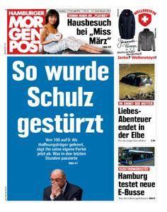 Hamburger Morgenpost - 10. Februar 2018