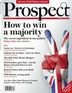 Prospect Magazine - March 2015