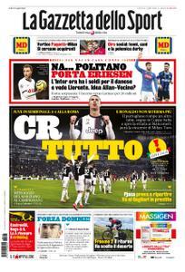 La Gazzetta dello Sport Roma – 23 gennaio 2020