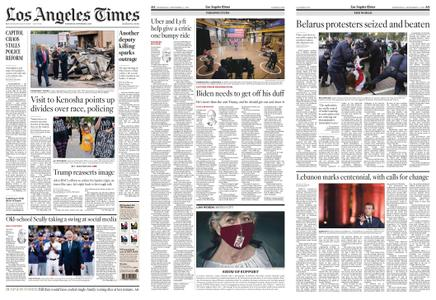 Los Angeles Times – September 02, 2020