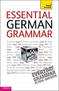 Essential German Grammar: Teach Yourself