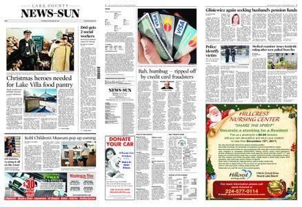 Lake County News-Sun – December 14, 2017