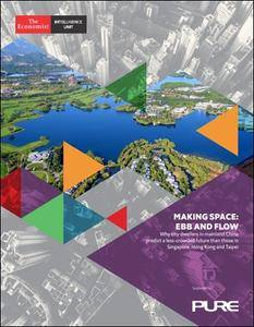 The Economist (Intelligence Unit) - Making Space: EBB and Flow (2018)