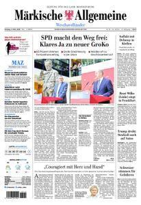 Märkische Allgemeine Westhavelländer - 05. März 2018