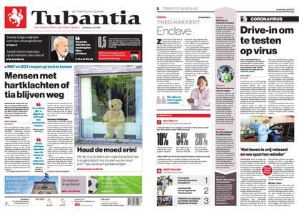 Tubantia - Enschede – 02 april 2020