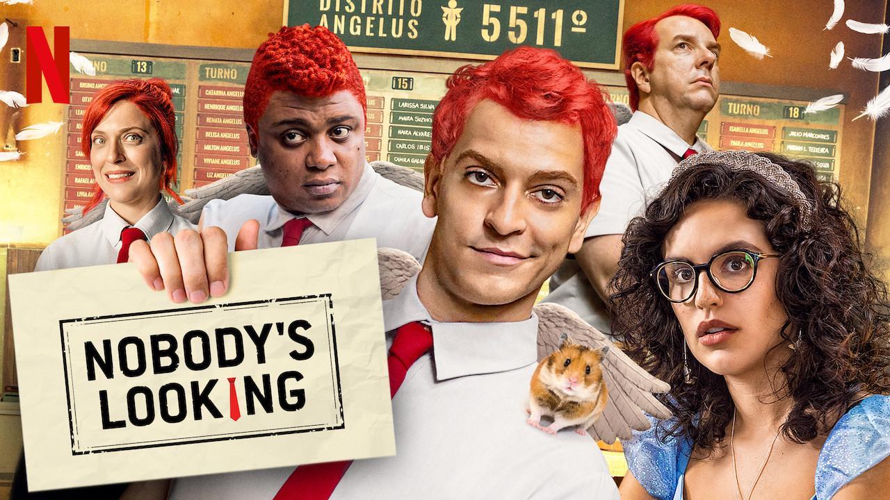 Nobody's Looking S01