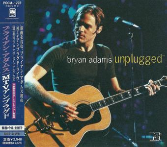 Bryan Adams - MTV Unplugged (1997) [Japanese Edition] Repost