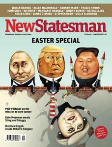 New Statesman - 23 March ? 5 April 2018