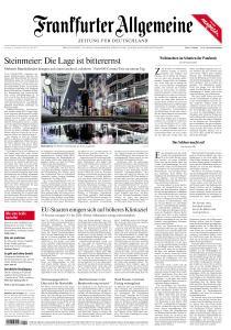 Frankfurter Allgemeine Zeitung - 12 Dezember 2020