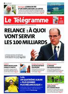 Le Télégramme Auray – 04 septembre 2020